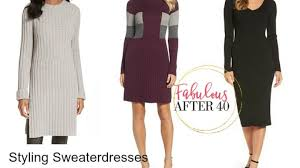 dresses with leggings archives fabulous after 40