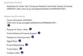 canada visa invitation letter sample canada visitors visa u2013 online application process canada zone