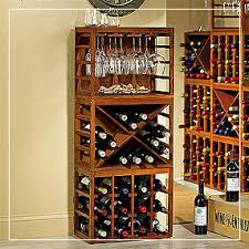 Wine Cellar Shelves - metal and wood wine racks compared wine enthusiast