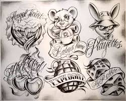 best boog money rose tattoo flash boog tattoo flash images on