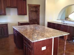 Granite Countertops With Cherry Cabinets Cherry Cabinets With Granite Cherry Cabinets With Granite Amazing