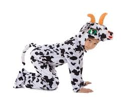 Halloween Costume Toddler Shop Child Kids Toddler Tween Pajama Cartoon Animals Milk