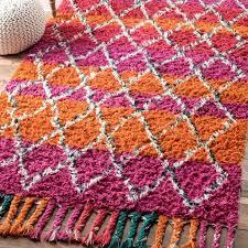 safa marrakesh rainbow shag rug malaysia wallpaper and rugs online