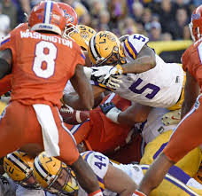 Lsu Garden Flag Lsu Vs Florida A Year Later U0027pylon Left U0027 Hurricane Cws And