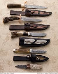 cool knife sheath combos by john h davis blade magazine