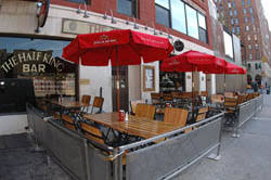 Top Bars In Nyc 2014 Best Bars For Outdoor Drinking In New York Drink Nyc The Best