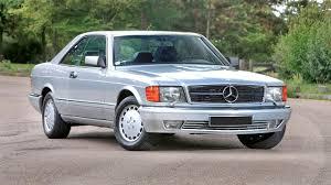 1986 mercedes 560 sec mercedes 560 sec worldwide c126 1986