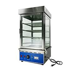 heated food display warmer cabinet case amazon com countertop food warmer heat display cabinet case 17 7 x