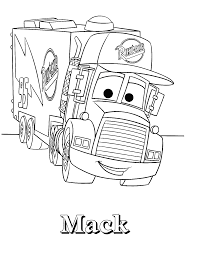 lightning mcqueen coloring page for kids download 6093