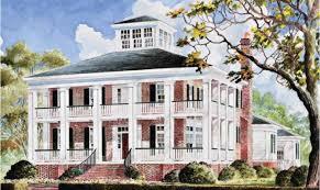 southern plantation house plans 15 fresh southern plantation style house plans 71894