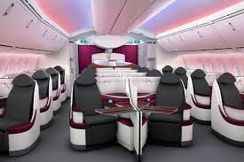 Qatar Airways Try Out Qatar Airways World S Best Business Class Seat And Win A