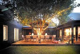 u shaped house u shaped house plans google search terrace patio balcony