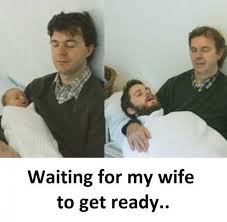 Wife Memes - dopl3r com memes waiting for my wife to get ready