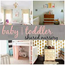 sharing bedroom with baby home designs