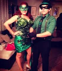 Green Ivy Halloween Costume Poison Ivy Riddler Poison Ivy Costume Ideas