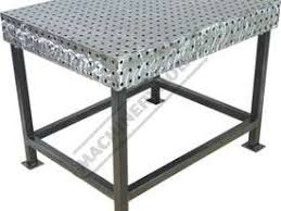tab and slot welding table new certiflat fbl90120 m welding work benches in northmead nsw