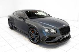 custom bentley 4 door carscoops bentley
