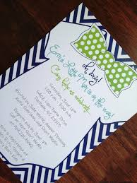 bow tie baby shower invitations bow tie baby shower invitation baby boy shower invitation