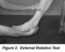 High Ankle Sprain Anatomy High Ankle Sprain A Difficult Athletic Injury Oak Orthopedics