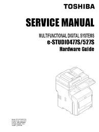 toshiba estudio 477s service manual electrical connector usb