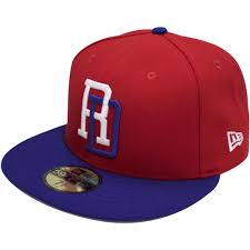 Dominican Republic Flag Patch 2017 Mlb World Classic Dominican Republic Dr On Field Fitted Cap