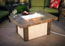 gas fire pit table uk gas fire pit coffee table image of propane gas fire pit coffee table