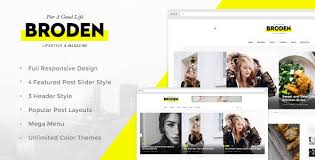 lifestyle design blogs top 15 lifestyle blog wordpress themes 2017 colorlib