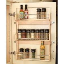 Kitchen Cabinet Door Spice Rack Cabinet Door Spice Rack Bottle Organizer Storage Kitchen Pantry