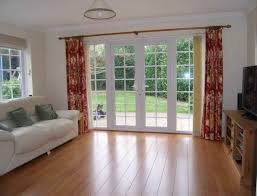 curtains french door panel curtains laudable window treatments