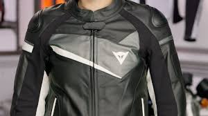 vented leather motorcycle jacket dainese women u0027s veloster leather jacket review at revzilla com