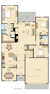 3 Bedroom Floor Plans With Garage 142 Best Dream Floor Plans Images On Pinterest New Home Plans