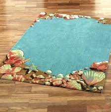 Coral Color Bathroom Rugs Coral And Turquoise Rug Coral Reef Area Rug Area Rugs In Store
