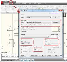 How To Make A Building Plan In Autocad by Convert Autocad Dwg To Pdf U2013 Universal Document Converter