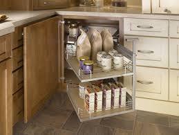 Kitchen Cabinet Storage Systems Blind Corner Cabinet Storage Systems Corner Cabinets