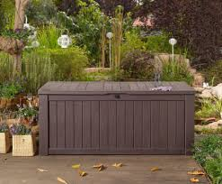 Garden Bench With Storage Garden Bench And Seat Pads Small Outdoor Storage Bench Keter