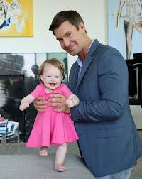jeff lewis talks work life balance as a new dad