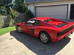 testarossa replica for sale kit cars and replicas for sale classics on autotrader