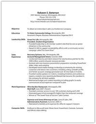 restaurant skills resume examples resume leadership skills 4 leadership skills resume example od