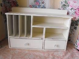 Vintage Desk Organizers Hoild Winterbell Vintage Desk Organizer Shabby Chic Pigeon