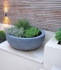 52 best contemporary garden pots images on pinterest