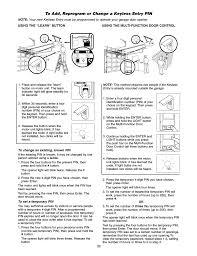 Garage Door Sensor Blinking by Liftmaster Garage Door Blinking Light Wageuzi