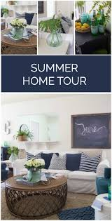 Home Decor Blogger by Summer Decorating Ideas 30 Blogger Home Tours