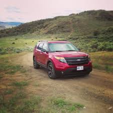 2013 ford explorer review outdrive ca 2013 ford explorer sport review a family express to