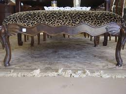 Animal Print Ottomans Explore Gallery Of Animal Print Ottoman Coffee Tables Showing 10