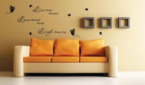 wall decal quotes for every inspiring moment u2014 wedgelog design
