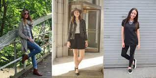 style ideas 15 flawless outfit ideas for your first week of college