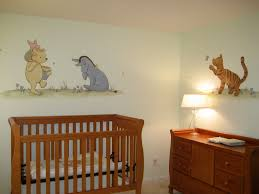 Winnie The Pooh Bedroom Set Winnie The Pooh Nursery I Would Have Those Close To The Ground