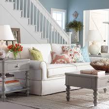 hgtv home design studio at bassett small queen sleeper sofa upholstered bassett furniture