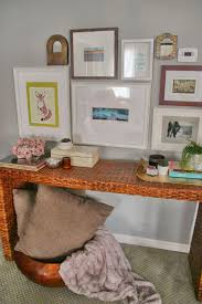 Diy Entry Table updated console table styling the diy nurse