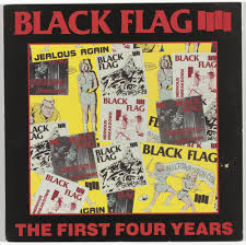 Black Flag Everything Went Black T Shirt Raymond Pettibon Moma